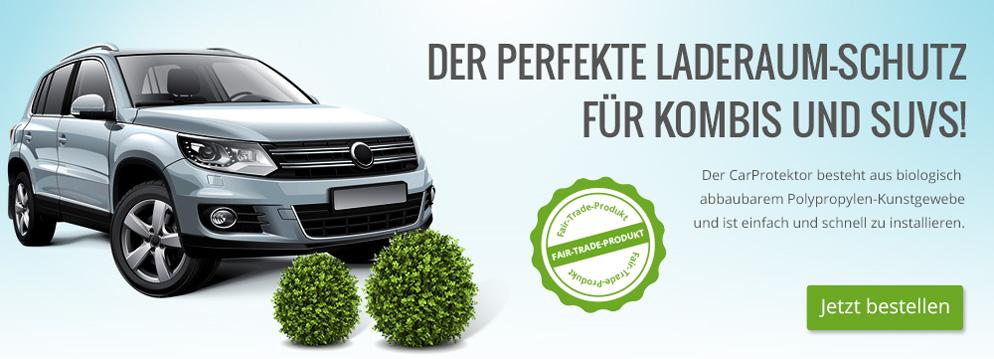 CarProtektor – Der perfekte Laderaum-Schutz für Kombis und SUVs!